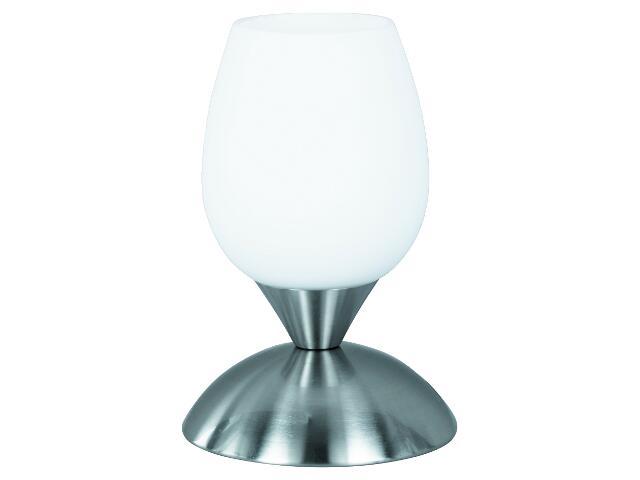 Lampa stołowa Nicola 1xE14 40W R59431007 Reality
