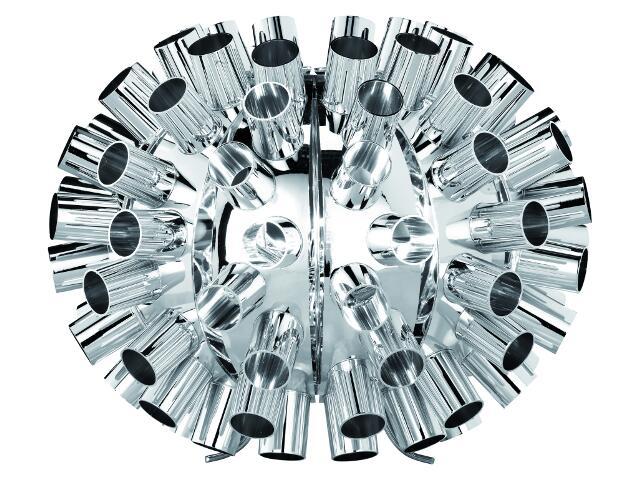 Lampa stołowa Microfag 3xG9 40W 500600306 Reality