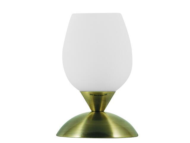 Lampa stołowa Nicola 1xE14 40W R59431004 Reality