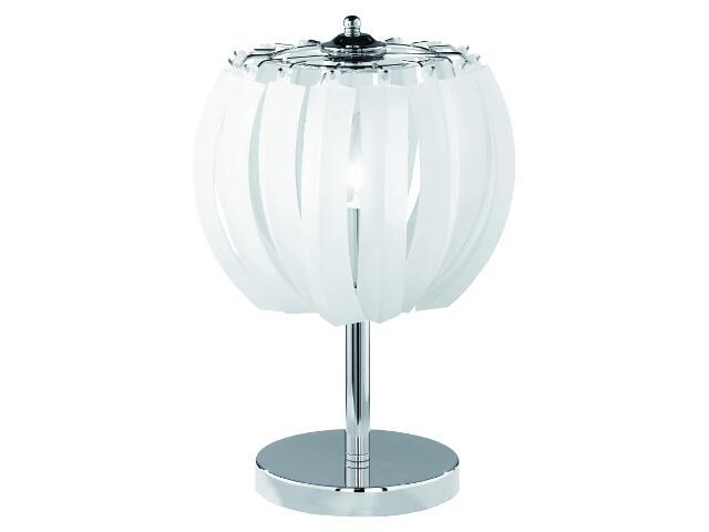 Lampa stołowa Oscar 1xE27 60W 508800101 Reality