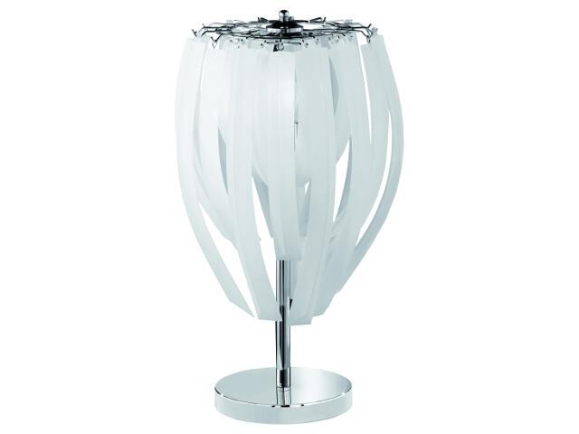 Lampa stołowa Oscar 1xE27 60W 518800101 Reality
