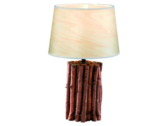 Lampa stołowa Nadia 1xE27 60W 505800132 Reality