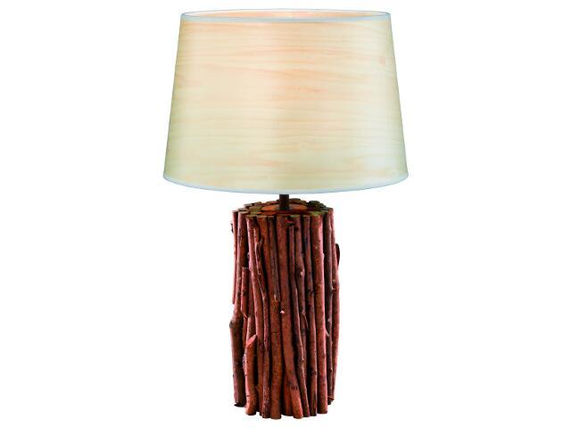 Lampa stołowa Nadia 1xE27 60W 515800132 Reality
