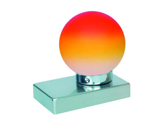 Lampa stołowa Napoli 1xE14 40W 53090115 Reality