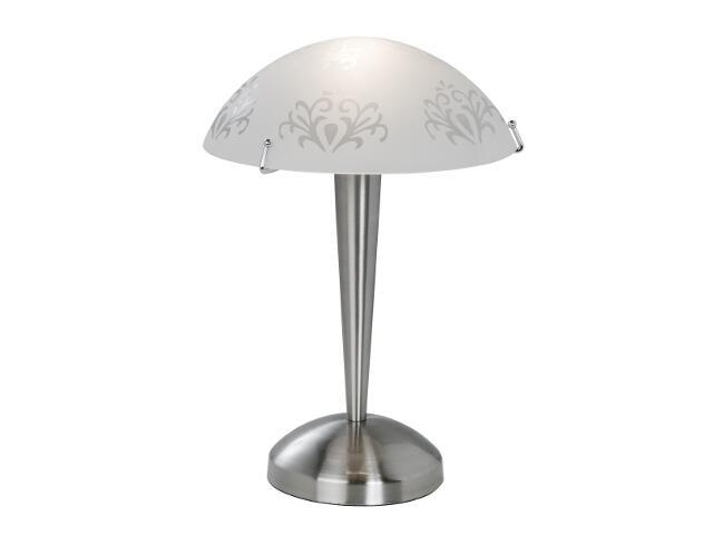 Lampa stołowa Garda 1xE14 40W 53770124 Reality