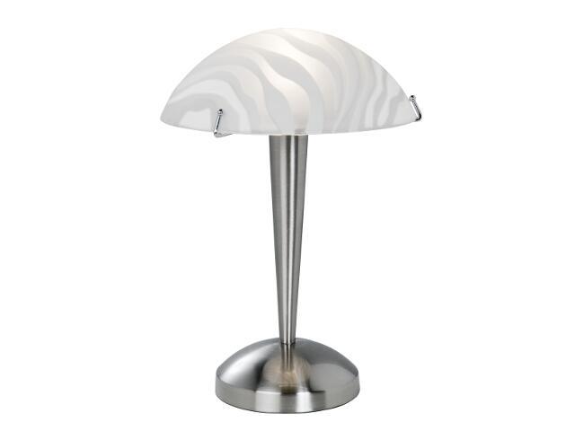 Lampa stołowa Garda 1xE14 40W 53770107 Reality