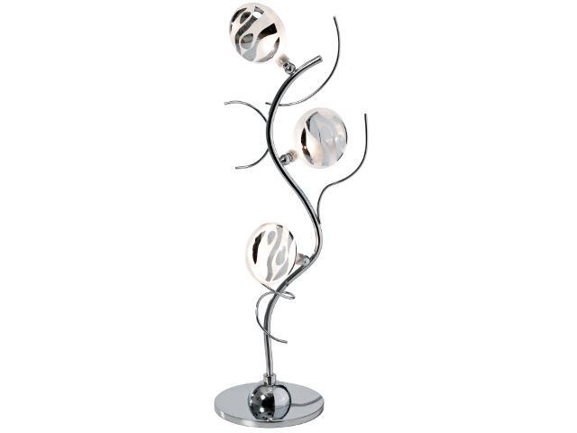 Lampa stołowa Chromy 3xG4 12V 20W 50060306 Reality