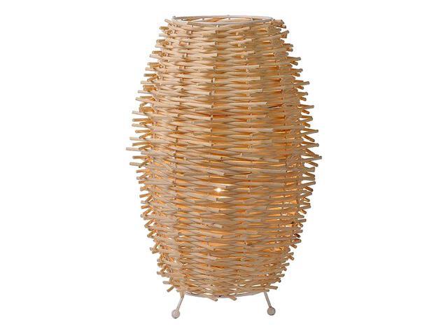 Lampa stołowa Benissa 1x40W E27 naturalna 76555/01/38 Lucide