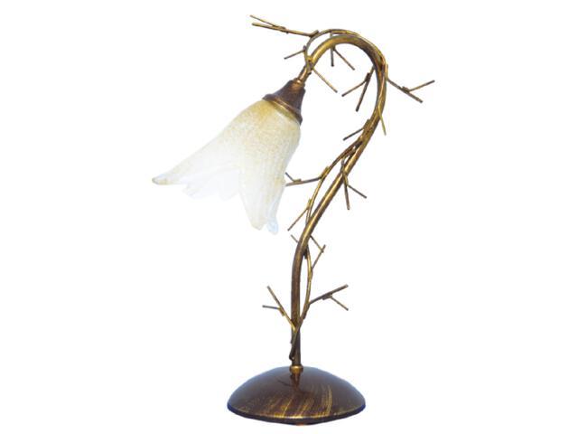 Lampa stołowa Gałązka 1xE14 60W K-593 Kaja