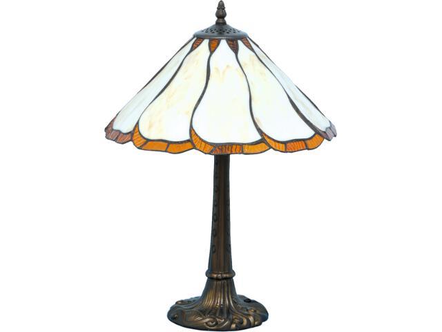 Lampa stołowa witrażowa Bikin 1xE27 60W K-G141688 Kaja