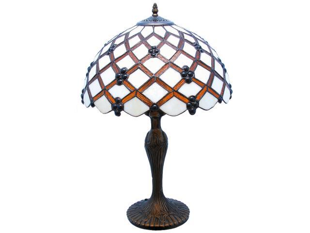 Lampa stołowa witrażowa Papi 1xE14 40W K-G122575 Kaja