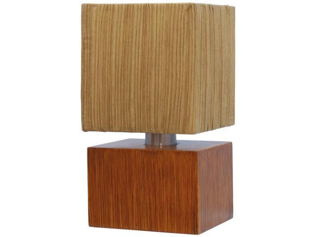 Lampa stołowa Juno 1xE14 40W K-Brick jasna MT30418 Kaja
