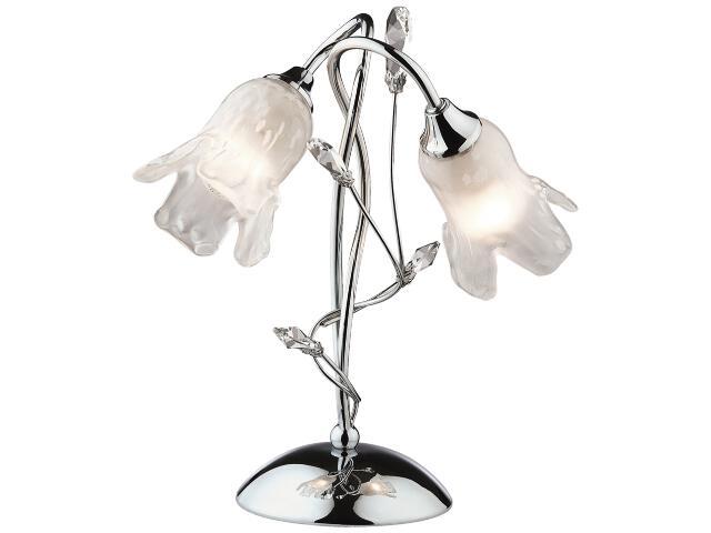 Lampa stołowa Gizela 2xE14 40W K-MA02009T-2 Kaja