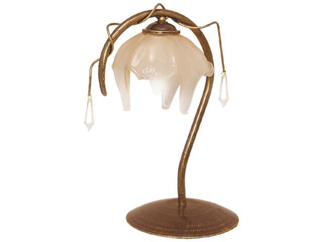 Lampa stołowa Fiore 1xE27 60W K-1434 Kaja