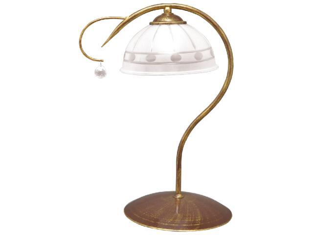 Lampa stołowa Hermes 1xE27 60W K-2067 Kaja