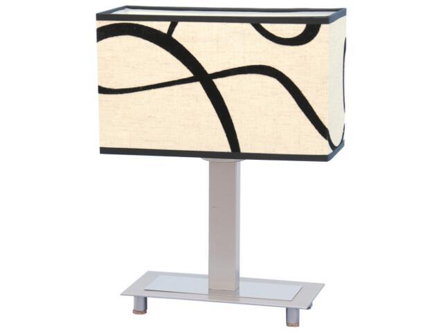 Lampa stołowa Catalunia 1xE27 60W K-1634 Kaja