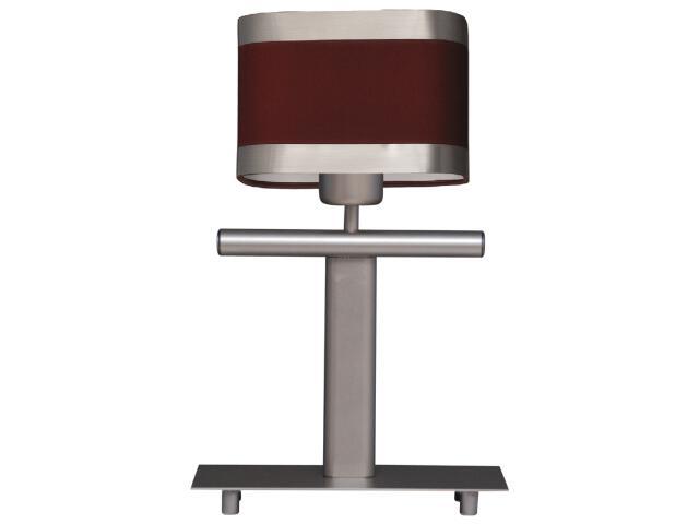 Lampa stołowa Selene II 1xE27 60W K-2167 czerwona Kaja