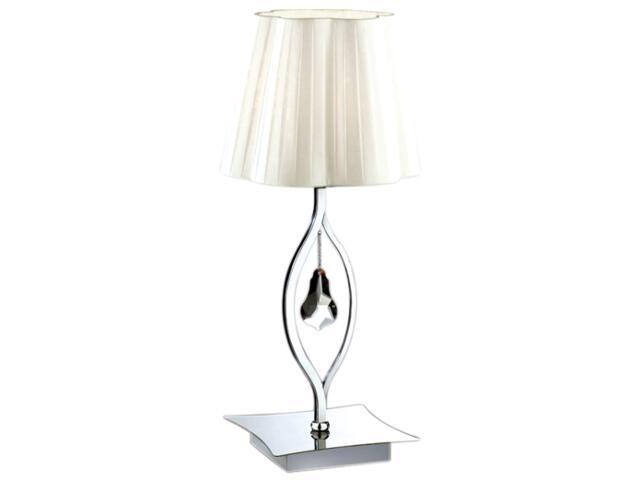 Lampa stołowa Bianca 1xE14 40W K-MA03869T-1-1 Kaja