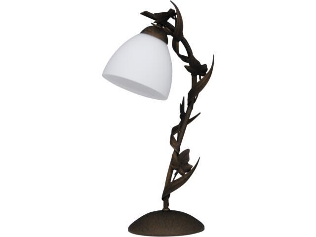 Lampa stołowa Eden 1xE27 60W K-2563 Kaja
