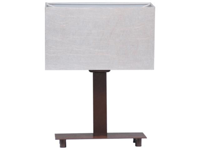 Lampa stołowa Złote włosy 1xE27 60W K-2574 Kaja