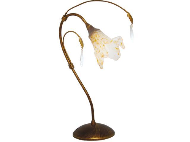 Lampa stołowa Patrycja 1xE14 60W K-1384 Kaja