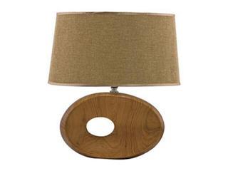 Lampa stołowa ceramiczna HALIT 60W E27 E-131L ANS