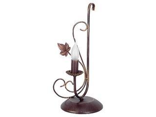Lampa stołowa NADIA brązowa I 1765 Nowodvorski