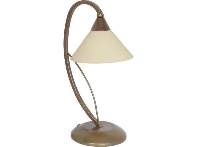 Lampa stołowa BONA złota I 3738 Nowodvorski