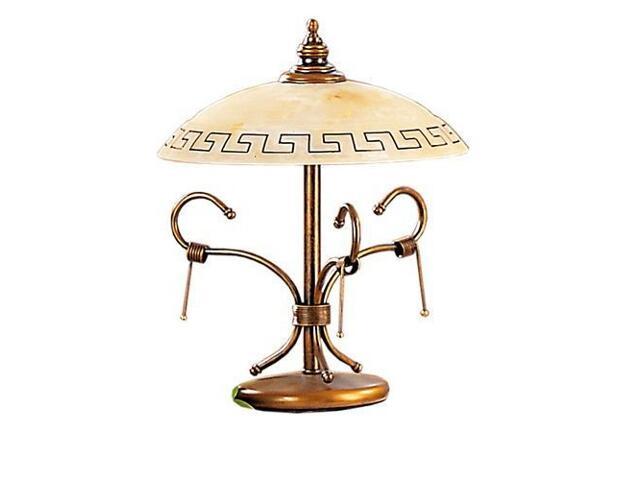 Lampa stołowa GRECKI 2xE14 40W 210B/B1 Aldex