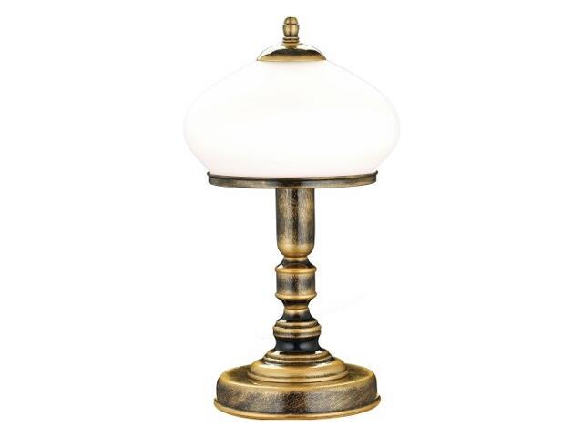 Lampa stołowa RETRO I 1xE14 40W 368/B1 Aldex