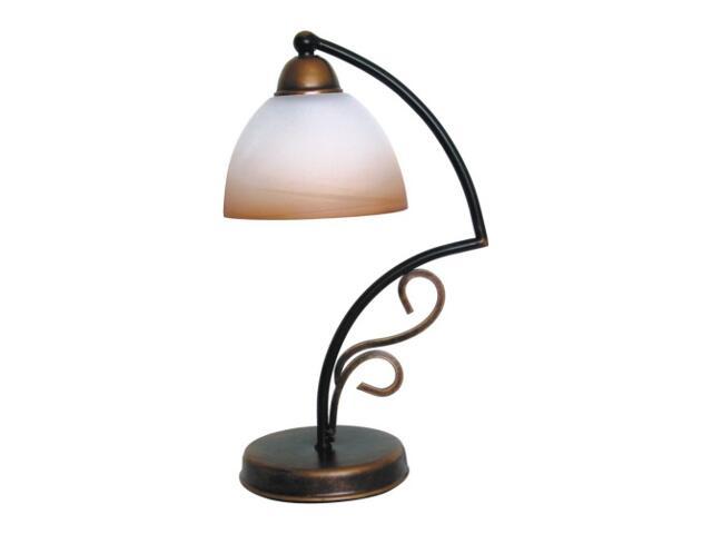 Lampa stołowa ORZECH 1xE27 60W 384B Aldex