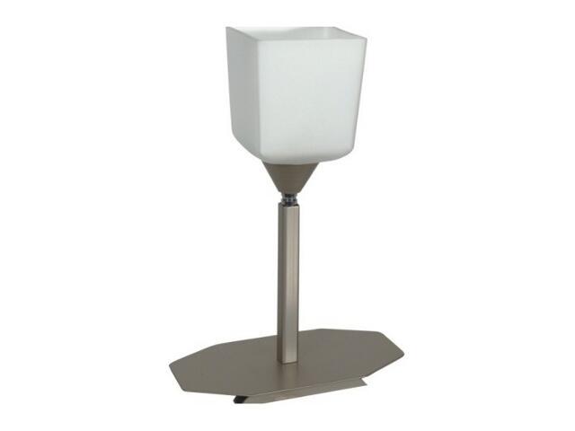 Lampa stołowa KWADRAT 1xE14 40W 390B Aldex