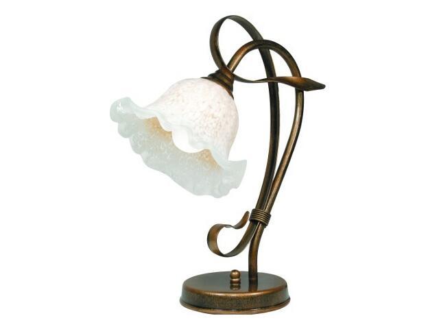 Lampa stołowa FERNANDO 1xE27 60W 409B Aldex