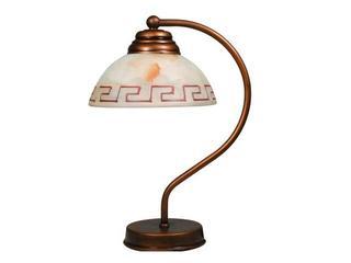 Lampa stołowa RODOS 1xE27 60W 412B Aldex