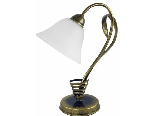 Lampa stołowa BIANKA 1xE27 60W 451B Aldex