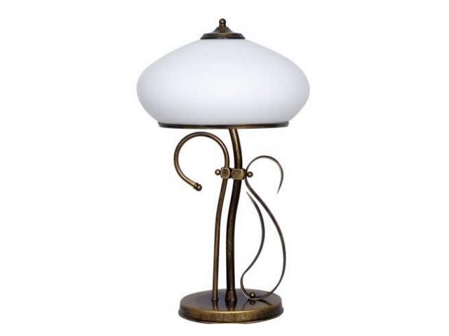 Lampa stołowa PATYNA VIII 2xE14 40W 493B1 Aldex