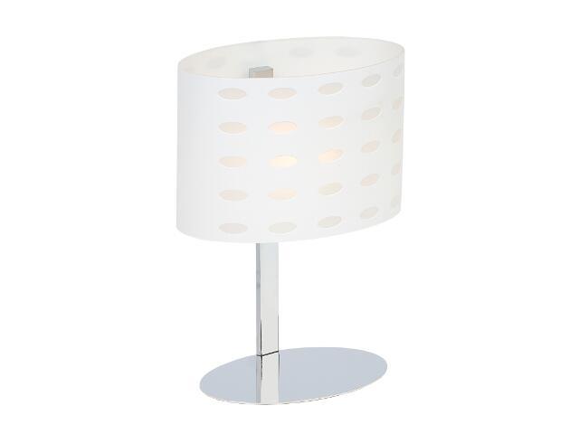 Lampa stołowa Saragossa1 1x60W G9 opal mat Sanneli Design