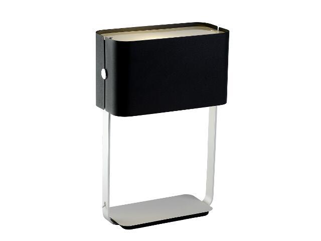 Lampa stołowa Walencja1 1x100W E27 czarna Sanneli Design