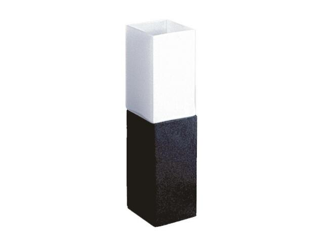 Lampa stołowa CUBE 1x40W G9 czarna Sanneli Design