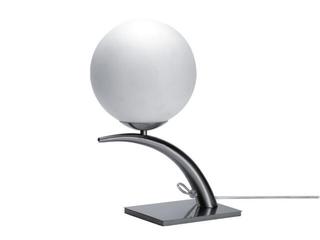 Lampa stołowa Luxor 1x40W G9 satyna Sanneli Design