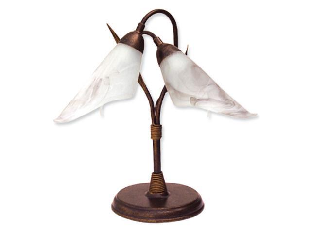 Lampa stołowa Prima 2xE14 02306 Sigma