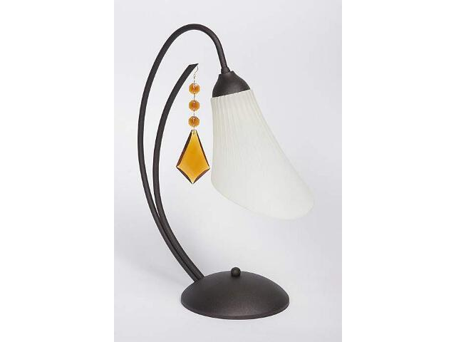 Lampa stołowa Rubin 1xE14 02507 Sigma