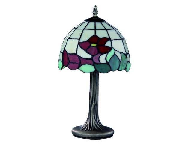Lampa stołowa Tiffany 1xE27 60W 502101-24 Reality