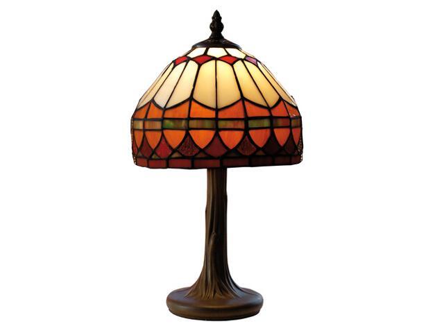 Lampa stołowa Tiffany 1xE27 60W 502201-24 Reality