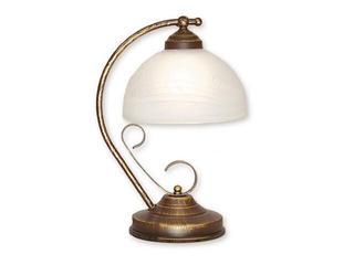 Lampa stołowa Libra 1-płomienna klosz 298/L1 Lemir