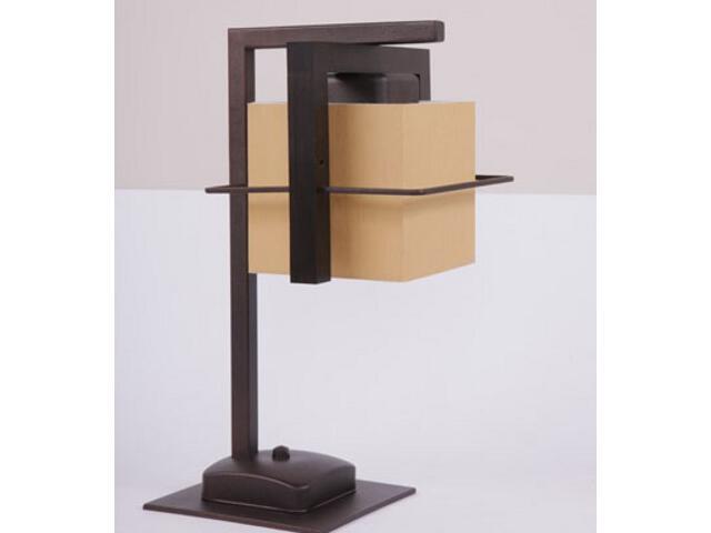 Lampa stołowa Toffi jasna 1xE14 09011 Sigma