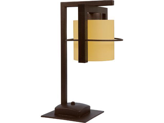 Lampa stołowa Toffi Due jasna 1xE14 09111 Sigma