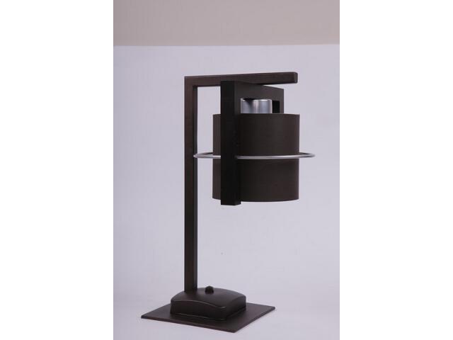 Lampa stołowa Toffi Due ciemna 1xE14 09112 Sigma