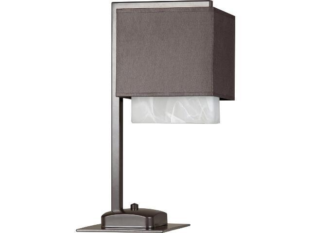 Lampa stołowa Mokka 1xE27 09906 Sigma