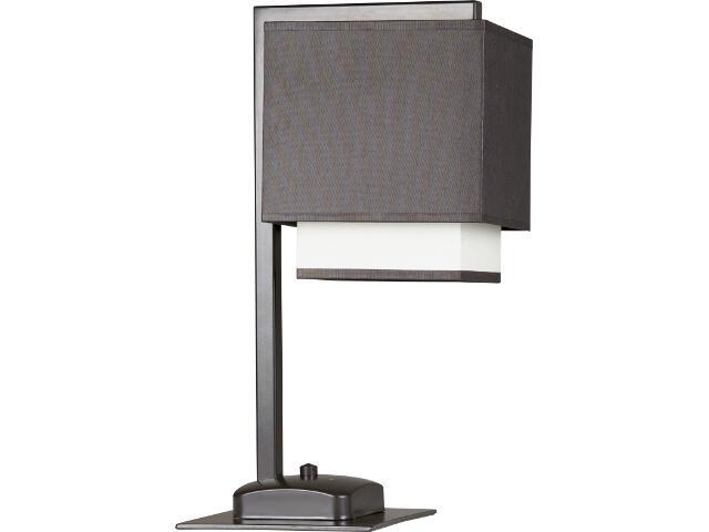 Lampa stołowa Koka wenge 1xE1410006 Sigma